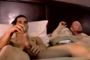Amateur sexy gay russian video xxx Chris Gives Brian A Hand