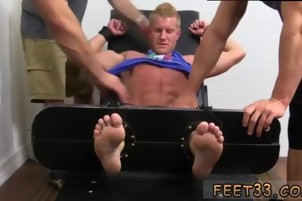 Boy homosexual gay porn movies Johnny Gets Tickled Naked